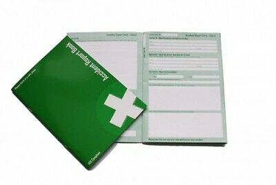 A5 Accident Report Book - GDPR Compliant, Tear Away Perforations - 25 Pages  • 4.90£
