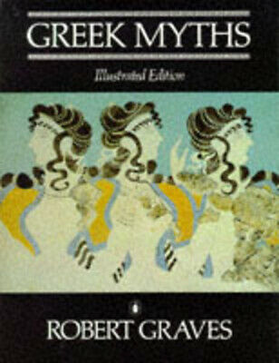 Greek Myths By Robert Graves (Paperback) Highly Rated EBay Seller Great Prices • 3.78£