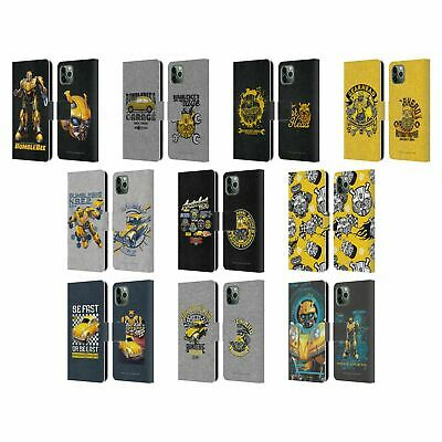 £17.95 • Buy TRANSFORMERS BUMBLEBEE MOVIE GRAPHICS LEATHER BOOK CASE FOR APPLE IPHONE PHONES