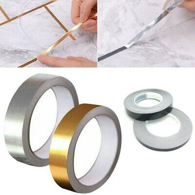 Ceramic Tile Mildewproof Gap Tape Floor Cover Tape Wall Sticker Adhesive UK • 5.99£