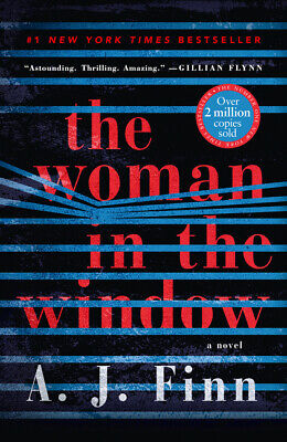 AU34.79 • Buy BOOK NEW The Woman In The Window By Finn, A J (2019)