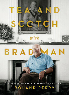 AU44.76 • Buy BOOK NEW Tea And Scotch With Bradman By Perry, Roland (2019)