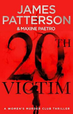 AU30.25 • Buy NEW 20th Victim By James Patterson Paperback Free Shipping