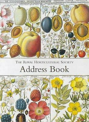 £2.90 • Buy Royal Horticultural Society Address Book Hardcover