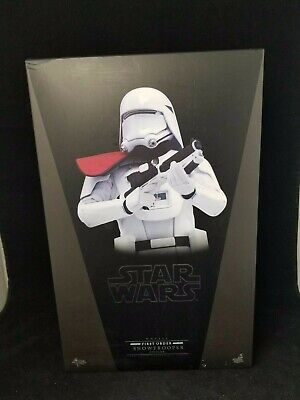 $ CDN240.43 • Buy HOT TOYS First Order Snowtrooper Officer Sixth Scale NEW Star Wars MMS322