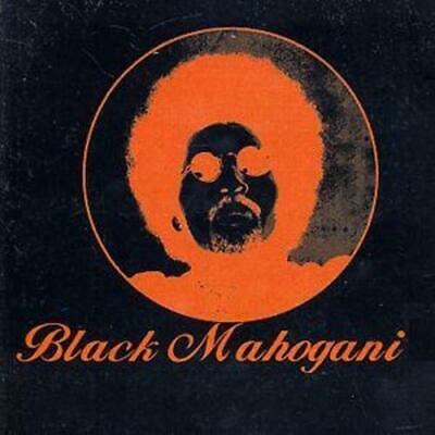 Black Mahogani CD (2004) Value Guaranteed From EBay's Biggest Seller! • 17.87£