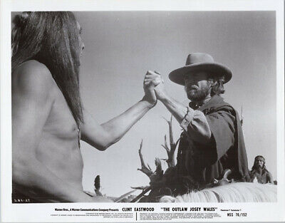 $ CDN11.79 • Buy Outlaw Josey Wales Clint Eastwood Will Sampson Shake Hands 8x10 Photo