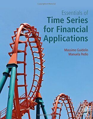 £88.45 • Buy Essentials Of Time Series For Financial Applications By Guidolin, Massimo New,,