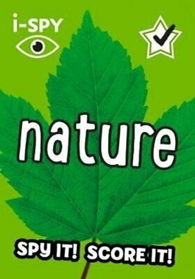 I-SPY Nature What Can You Spot? By I-SPY 9780008386467 | Brand New • 3.69£