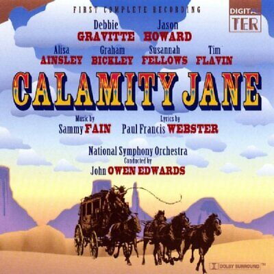 £17.33 • Buy Calamity Jane - First Complete Recording -  CD PMVG The Cheap Fast Free Post The
