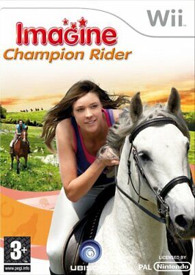 Imagine: Champion Rider (Wii) - Game  IGVG The Cheap Fast Free Post • 6.22£
