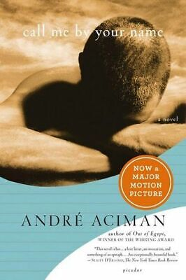 AU31.50 • Buy NEW Call Me By Your Name By Andre Aciman Paperback Free Shipping