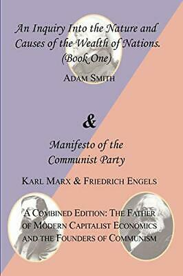 AU13.89 • Buy The Wealth Of Nations (Book One) And The Manife. Smith, Adam.#