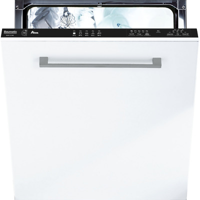 View Details Baumatic BDIN1L38B-80 60cm F Fully Integrated Dishwasher Full Size 13 Place • 239£