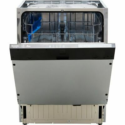 View Details Baumatic BDIN1L38B-80 F Fully Integrated Dishwasher Full Size 60cm 13 Place • 254.00£