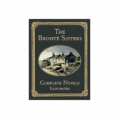 Collector's Library Editions: Complete Novels By Charlotte Bronte (Hardback) • 8.15£