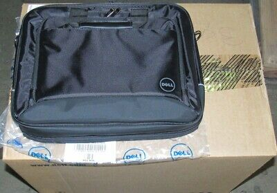 $ CDN300.36 • Buy NEW * LOT Of 10 *  Dell Black Nylon Topload Notebook/Laptop Bag Fits Up To 14.0