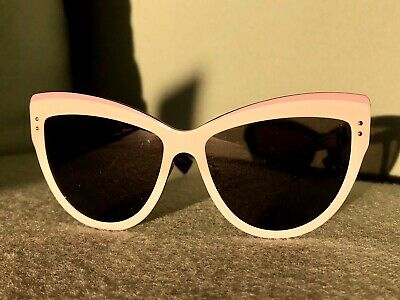 $400 • Buy Dior Exquise Sunglasses White Purple Pink Brand New Made In Japan 725.00