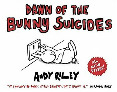 £5.82 • Buy Dawn Of The Bunny Suicides By Riley, Andy Book The Fast Free Shipping