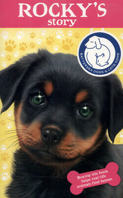 Battersea Dogs & Cats Home: Rocky's Story By Sarah Hawkins (Paperback) • 3.59£