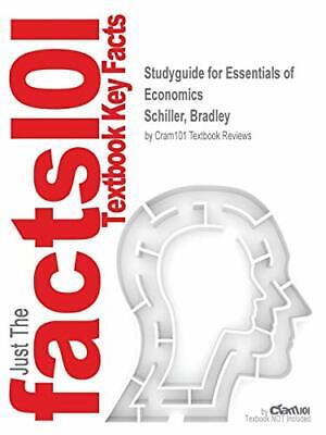 £46.84 • Buy Studyguide For Essentials Of Economics By Schil. R.#