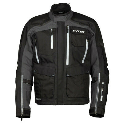 $ CDN922.74 • Buy Klim Carlsbad Stealth Black Textile Motorcycle Jacket