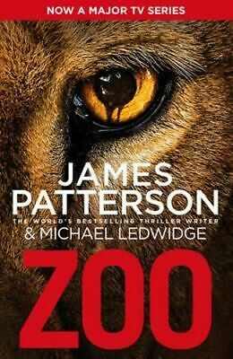 AU22.50 • Buy NEW Zoo By James Patterson Paperback Free Shipping