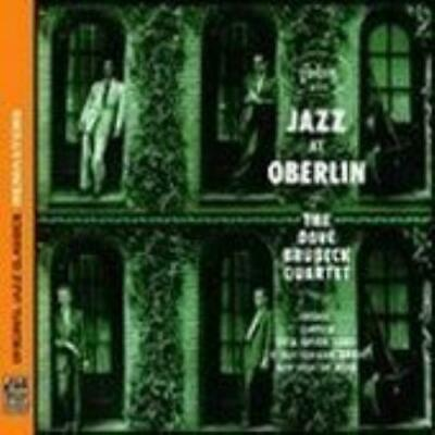 Dave Brubeck Quartet : Jazz At Oberlin CD Highly Rated EBay Seller Great Prices • 2.41£
