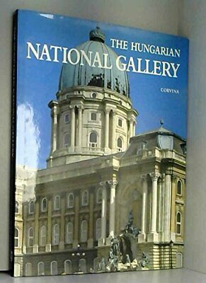 The Hungarian National Gallery Book The Cheap Fast Free Post • 6.99£