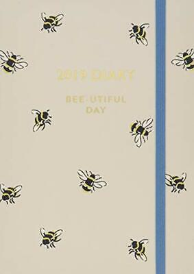 Cath Kidston: Bumble Bee 2019 A6 Diary (Cath Kidston Stationery) Book The Cheap • 14.99£