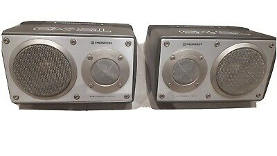AU599 • Buy Pioneer TS-X9 40W Vintage Car Speakers