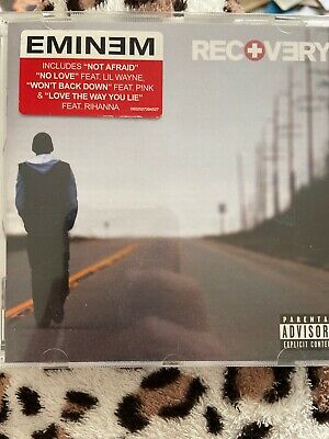 Eminem Recovery Cd • 5£