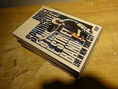 Bruce Springsteen: Live In New York City DVD (2003) FREE P&P • 5£