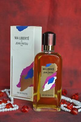 $270.60 • Buy MA LIBERTE JEAN PATOU EDT 200ml, VINTAGE, DISCONTINUED, VERY RARE, NEW IN BOX