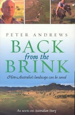 AU31.75 • Buy NEW Back From The Brink : How Australia's Landscape Can Be Saved By Peter Andrew