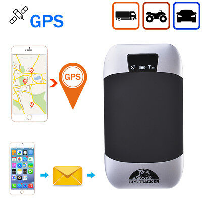 Mini Car GPS GPRS Tracker Vehicle Spy GSM Real Time Tracking Locator Device UK • 28.99£