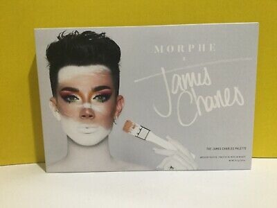 $60 • Buy Morphe X James Charles Artistry Palette Authentic As Pictures