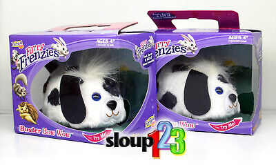 £19.67 • Buy *furreal Friends Furry Frenzies - Buster Bow Wow - Lot Of 2*