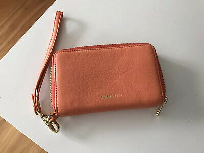 AU15 • Buy Oroton Small Clutch Coral