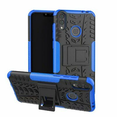 £13.86 • Buy For Huawei Honour 8c Case Rubber Anti-knock Heavy Duty Hybrid Protective Phone
