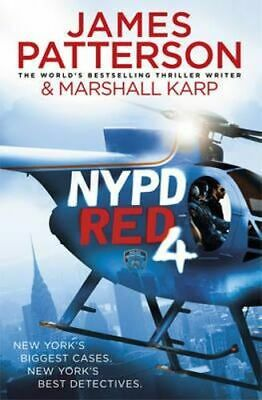 AU22.50 • Buy NEW NYPD Red 4 By James Patterson Paperback Free Shipping