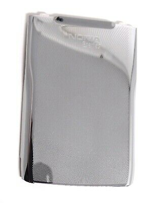 £7.16 • Buy Nokia E71 - B-Cover Battery Cover Back Cover Silver
