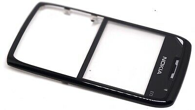 £6.57 • Buy Nokia E71 - Front Cover UI-Cover Display Cover Black