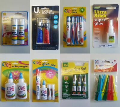 Kids, Hobby Craft, Card Making Adhesives, PLUS A FREE GIFT WITH EVERY ORDER • 3.99£
