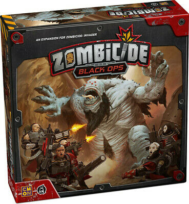AU109.95 • Buy Zombicide Invader Black Ops