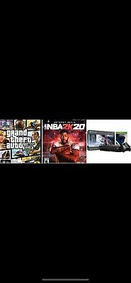 $340 • Buy Microsoft Xbox One X 1TB Star Wars Jedi: Fallen Order Bundle + GTA 5 + NBA 2k20