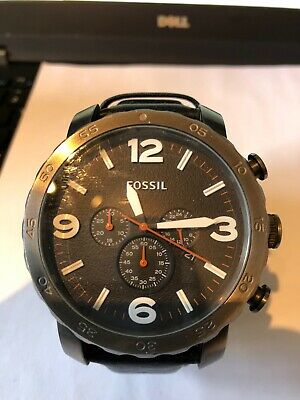 View Details Fossil Chronograph Wrist Watch For Men • 30.00£