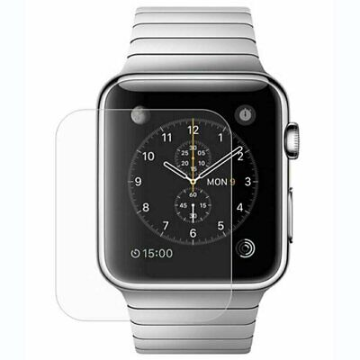 $ CDN2.26 • Buy Tempered Glass Screen Film Protector For Apple Watch 2 (Series 2) 38mm Watch