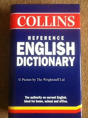£3.99 • Buy Collins Reference English Dictionary By Collins Book The Cheap Fast Free Post