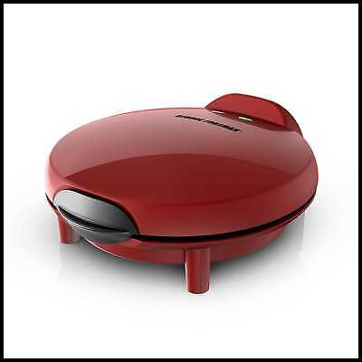 $33.87 • Buy Electric Quesadilla Maker RED GFQ001